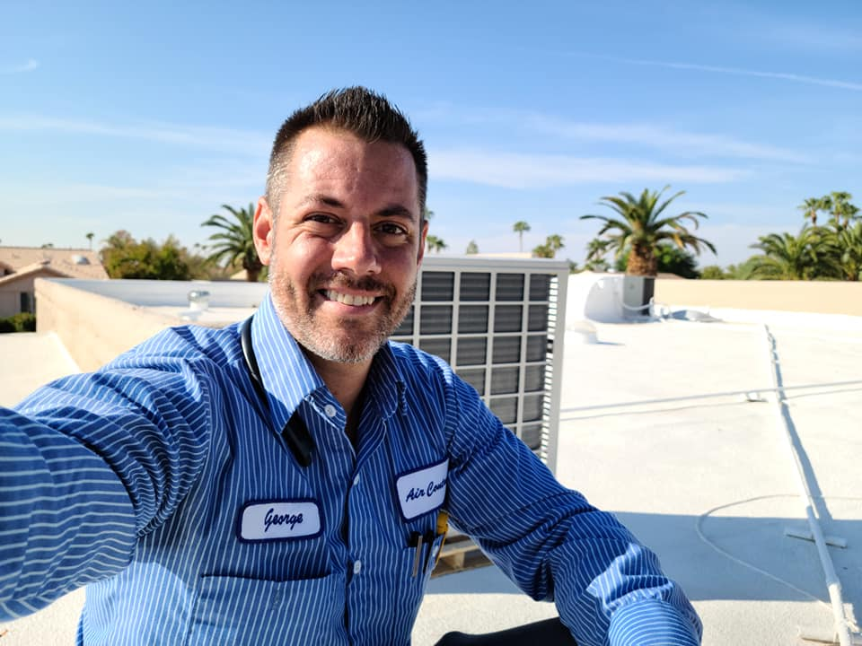 George Blitch - reliable & knowledgeable HVAC repair