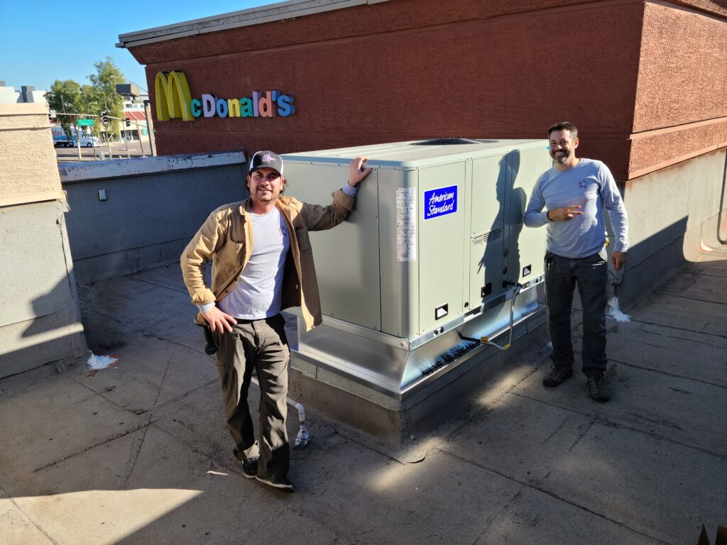 Arizona air conditioning expert - light commercial