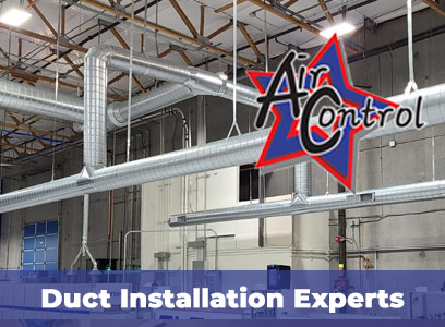 scottsdale Ductwork Installation Air Control